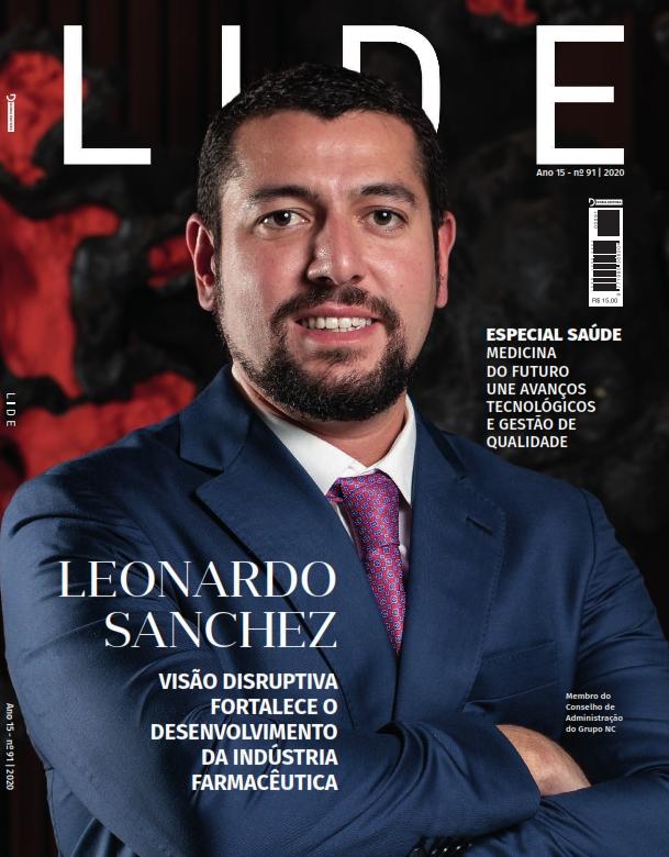 Revista LIDE 91 - Junho de 2020