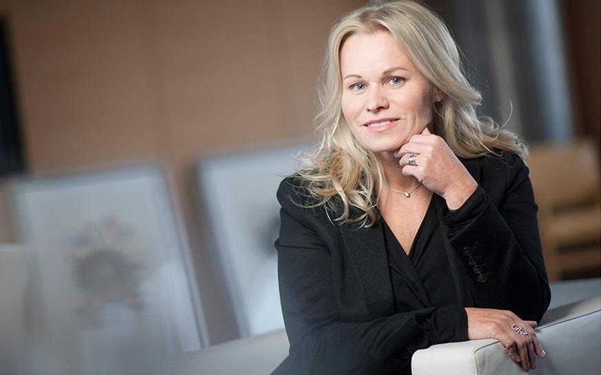"""""""A L'Oréal tem a meta de se tornar a Beauty Tech número um do mundo"""", diz An Verhulst-Santos"""
