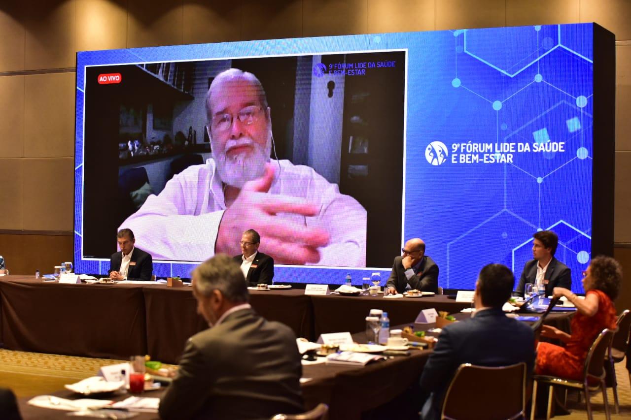 Médicos, cientistas e empresários debatem o legado da pandemia no 9º Fórum LIDE da Saúde e Bem-Estar
