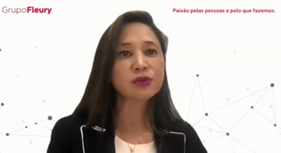 Jeane Tsutsui, do Grupo Fleury: ambiente híbrido e markeplace são o futuro da saúde no país