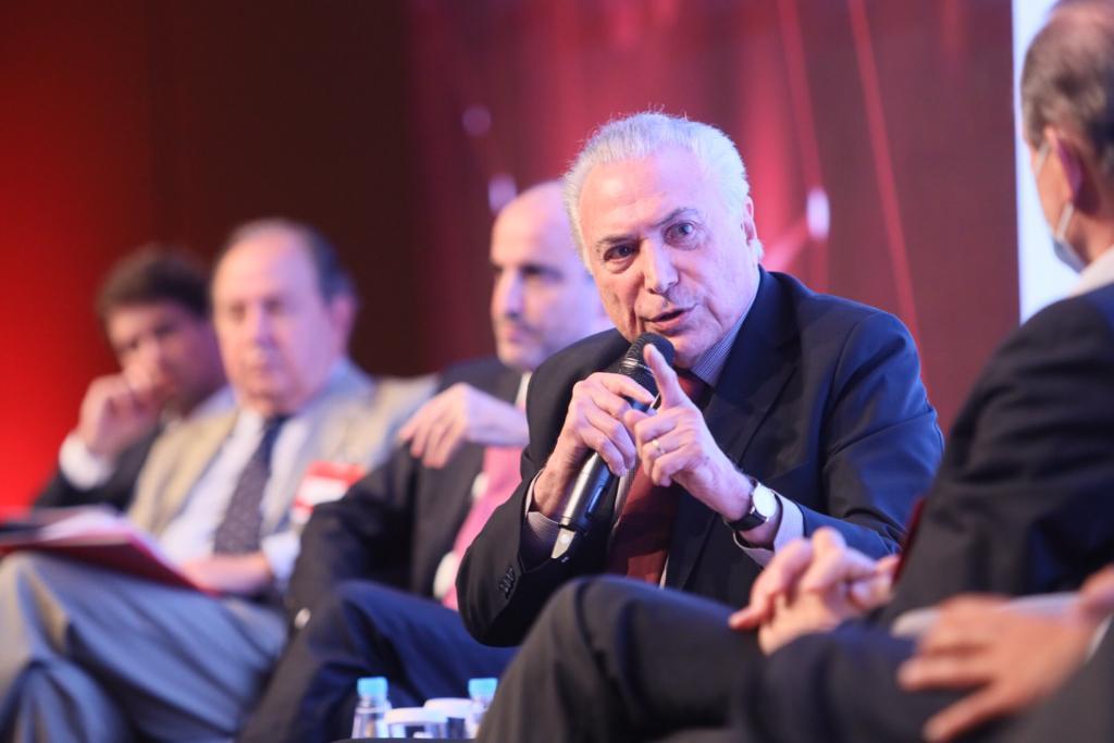 Presente e futuro: sustentabilidade e imagem do Brasil no exterior abrem manhã de debates do 20º Fórum Empresarial LIDE